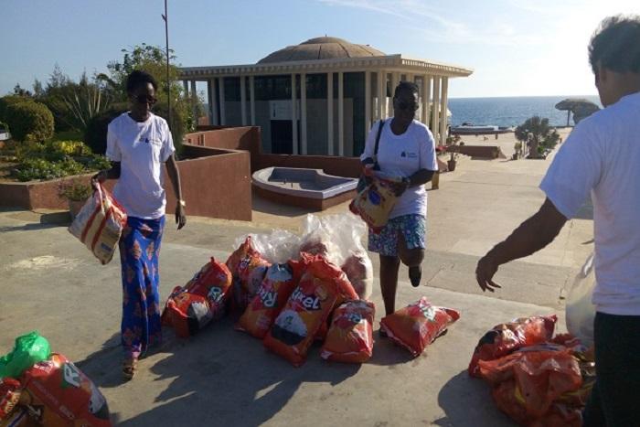 5ième éditions de «Sunu Cause » : Des familles et des Daaras aidés à hauteurs de 2 millions FCFA