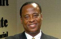 Le docteur Conrad Murray était présent au côté du chanteur au moment de sa mort. (DR)