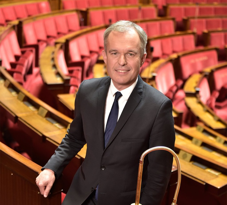 France : Et le nouveau président de l'Assemblée nationale est...François De Rugy