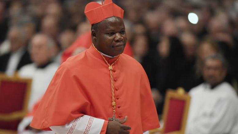 L'archevêque de Bangui n'a mandaté personne pour signer l'accord de Sant'Egidio