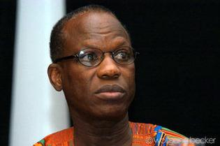 Le poète, Amadou Lamine Sall