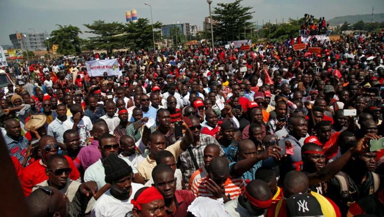 Mali: la rue manifeste encore contre le projet de réforme constitutionnelle
