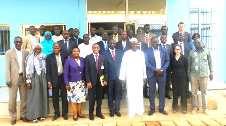 Gestion des urgences sanitaires au niveau des aéroports : L'OMS et l'OACI en mission à l'Aéroport de Dakar