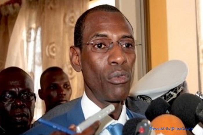 Choix de 5 bulletins de vote : Abdoulaye Daouda Diallo annonce un projet de loi pour valider la décision de la Cena