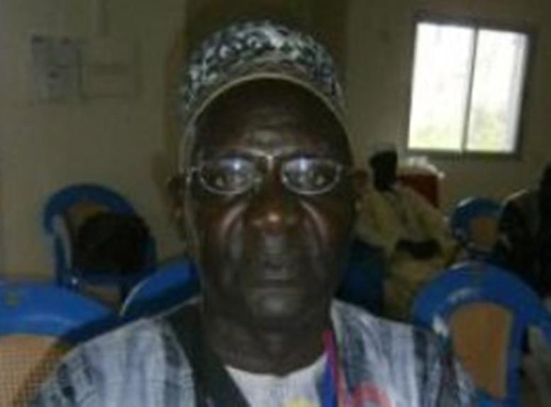 Dame Seck, Secrétaire général de la fédération national de l'association des parents d'élèves et étudiants du Sénégal