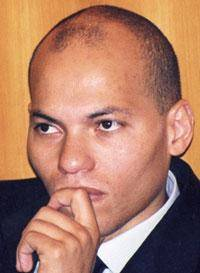 Karim Wade, gestionnaire de l'Anoci