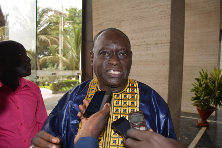 Me El Hadj Diouf : «On ne peut pas parler de consensus si… »