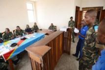 RDC : huit militaires condamnés à des lourdes peines