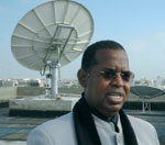 Le président du groupe de presse Walfadjri Sidy Lamine Niasse