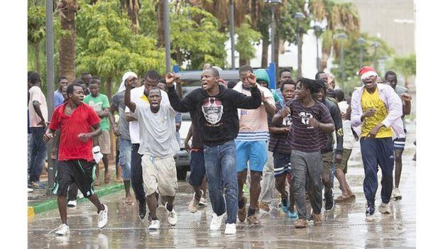 Algérie : polémique sur les migrants subsahariens