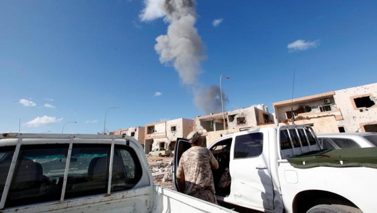Libye: Tripoli à nouveau secouée par des combats