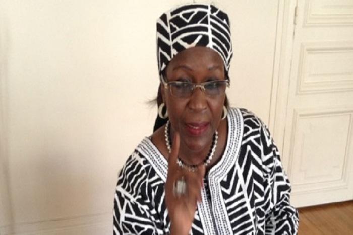Démarrage de la campagne : Amsatou Sow Sidibé au chevet des ambulants