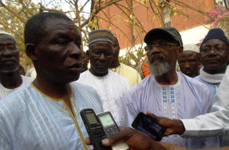 Pape Samba Mboup et la Coalition Mbollom Wade promettent un contrôle de l'Exécutif
