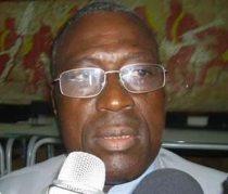 Badara Mamaya Sène patron des arbitres du Sénégal et maire de Rufisque