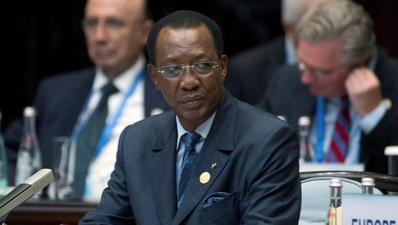 Tchad: un parti d'opposition porte plainte pour haute trahison contre Idriss Déby