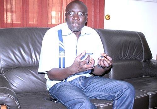 """""""L'art est la lumière qui aveugle ceux dont l'esprit est atrophié"""", Babacar Mbaye Diop"""