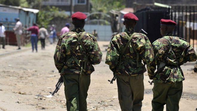 Kenya : 6 policiers tués dans des violences