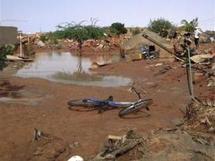 Le bilan des inondations en Afrique de l'Ouest est de 159 morts