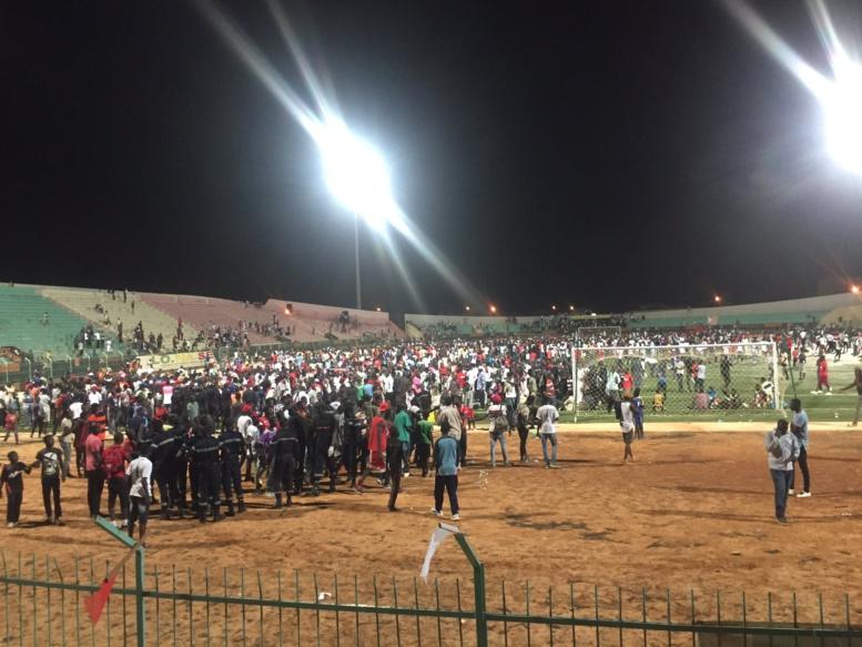 Drame du stade Demba Diop: Voici la liste des 8 personnes qui ont perdu la vie