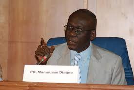 MAMOUSSE DIAGNE : LE PHILOSOPHE ARC-EN-CIEL