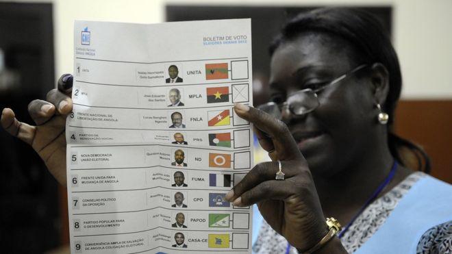 L'Angola refuse les observateurs électoraux de l'Union européenne