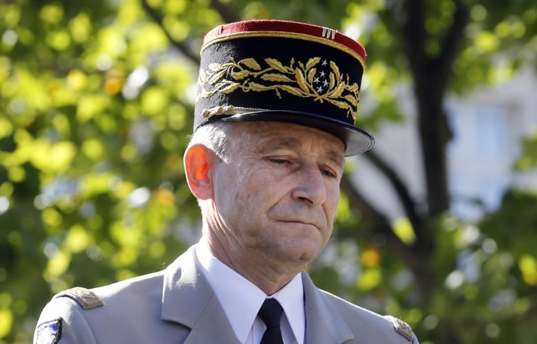 VIDEO. Le chef d'état-major des armées Pierre de Villiers annonce sa démission