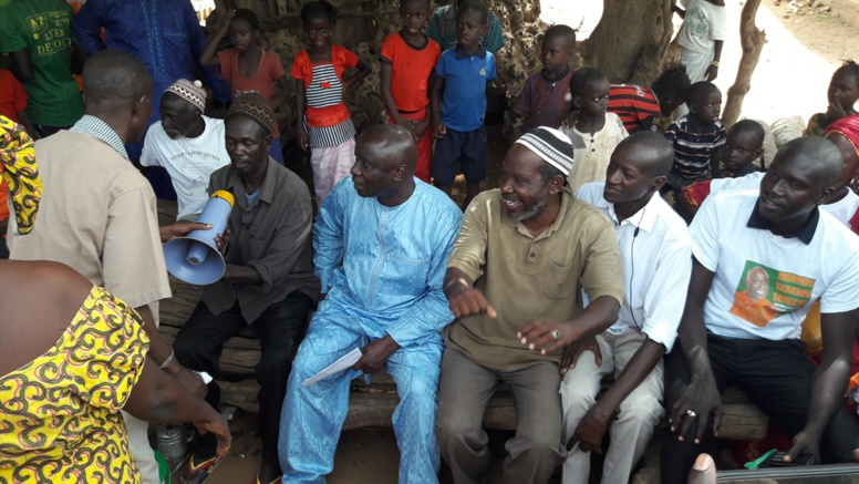 Législatives 2017: Idy à Keur Moussa (images)