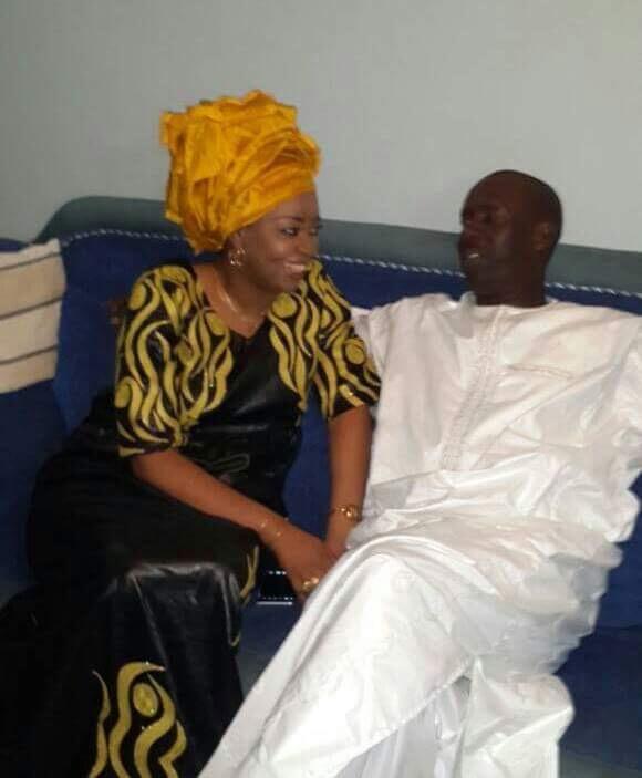 Waly Fall-Fatou Gassama : Un couple, deux idéologies, une vie