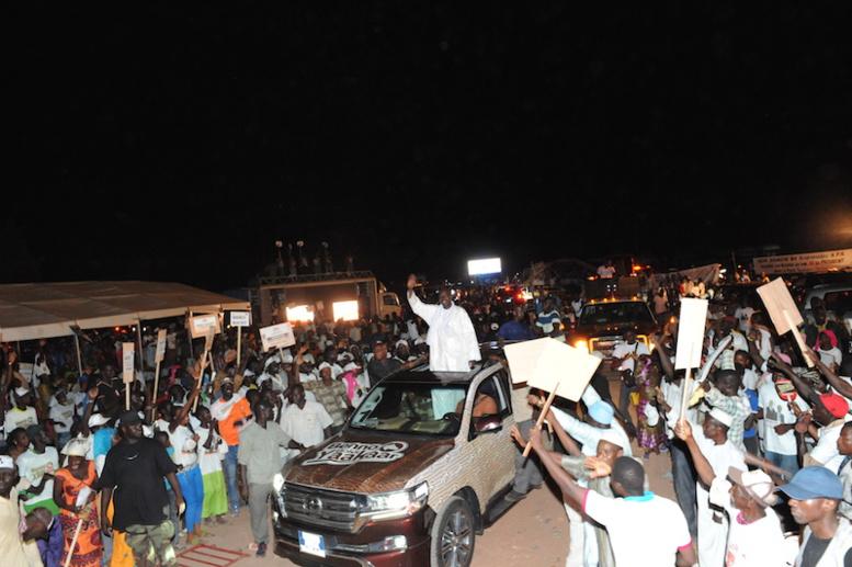 Législatives 2017: Mahammed Dionne hausse le ton