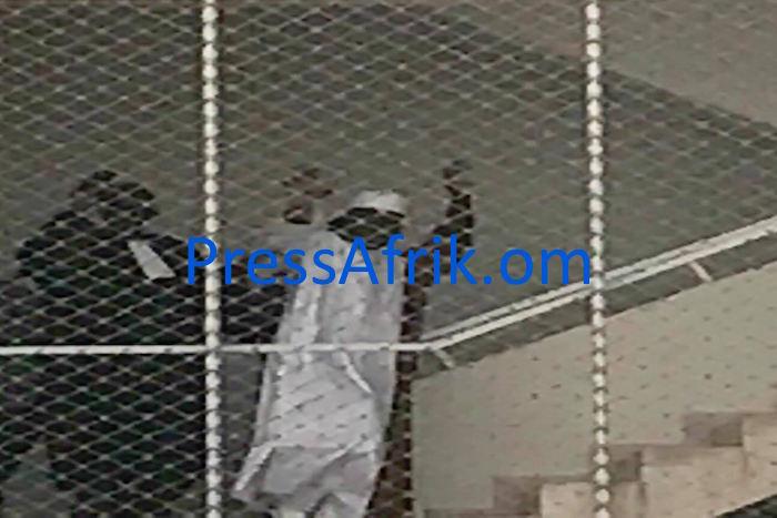 Urgent : Khalifa Sall reste en prison