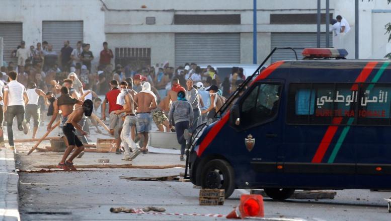 Maroc: répression d'une marche pour la libération de détenus à Al Hoceïma