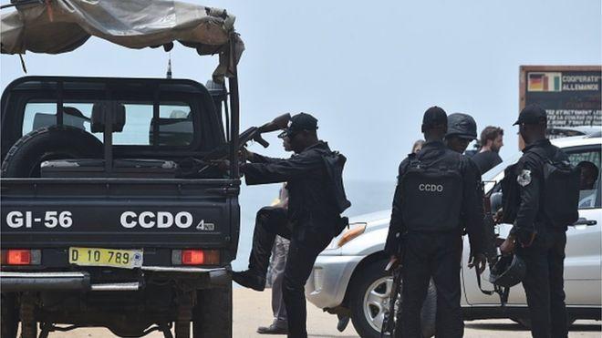  Côte d'Ivoire : attaque d'une gendarmerie près d'Abidjan
