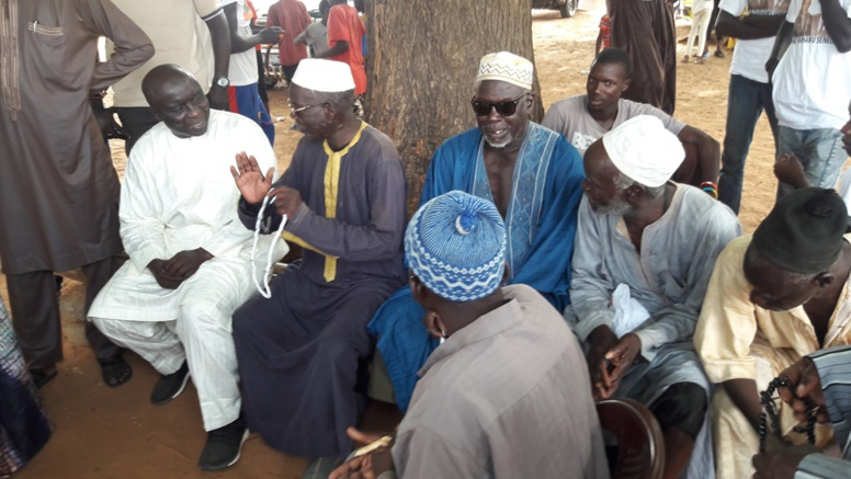 Législatives 2017: campagne de Idrissa Seck à Khombole, Ngoudiane et Ndieyène Sirah, (images)