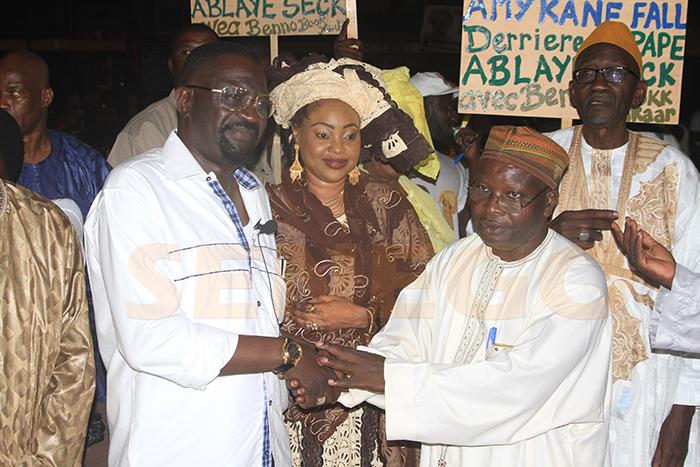 Législatives 2017 – Mbacké: Ndéné Ndiaye quitte Malick Gakou pour Papa Abdoulaye Seck