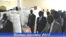 Législatives 2017: Abdoulaye Daouda Diallo recense le matériel de vote et rassure
