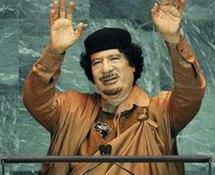 Le show Kadhafi à la tribune de l'ONU