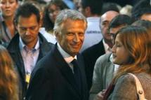 Dominique de Villepin à l'ouverture de son procès (Photo: Reuters)