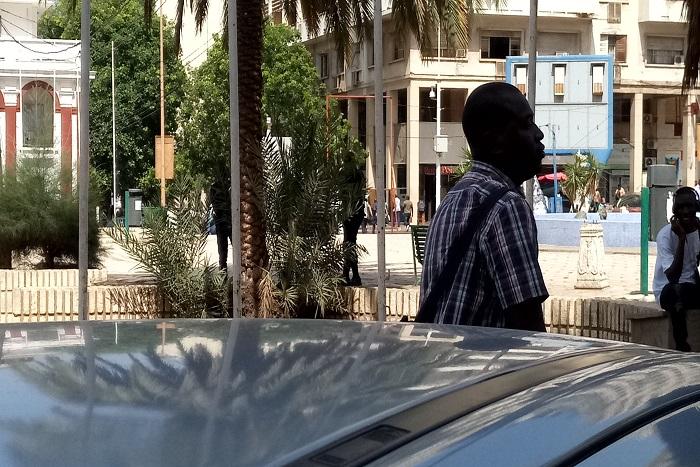 """La Place de l'indépendance """"vidée"""" par Me Abdoulaye Wade (images)"""
