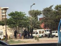 Urgent : Le cortège de Malick Gakou dispersé par des grenades lacrymogènes au centre ville