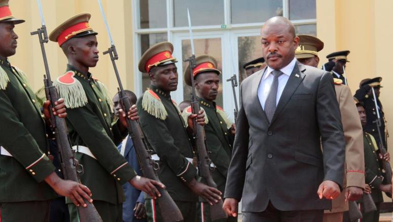 Burundi: toujours des interrogations autour du déplacement de Nkurunziza en Tanzanie