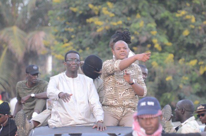Publireportage - Les bonnes raisons de voter la liste Bby, selon Mame Mbaye Niang et Amadou BA