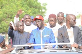 """""""Manko Taxawu Senegaal"""" dément Abdoulaye Daouda Diallo: «Ce ne sont pas 50% cartes mais 30%»"""