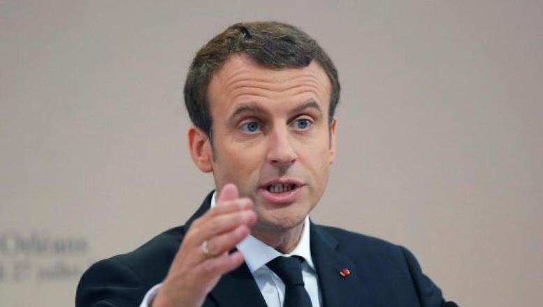 Migrants: Emmanuel Macron veut des hotspots sur le sol africain
