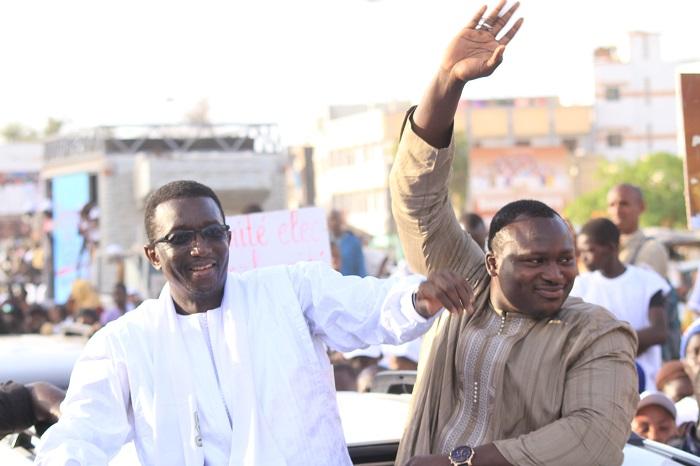 Amadou Ba appelle Moussa Sy à le rejoindre car, «Parcelles lui a tourné le dos»