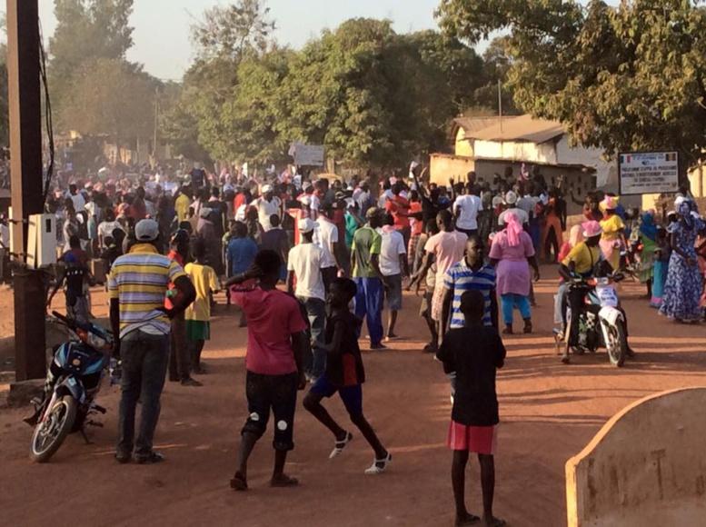 Sédhiou : Un membre de sécurité d'Abdoulaye Diop poignardé au dos