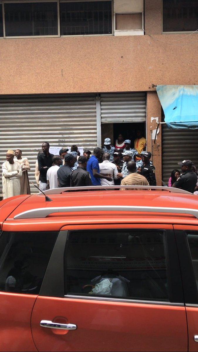 Législatives 2017: des blocages signalés à Abidjan