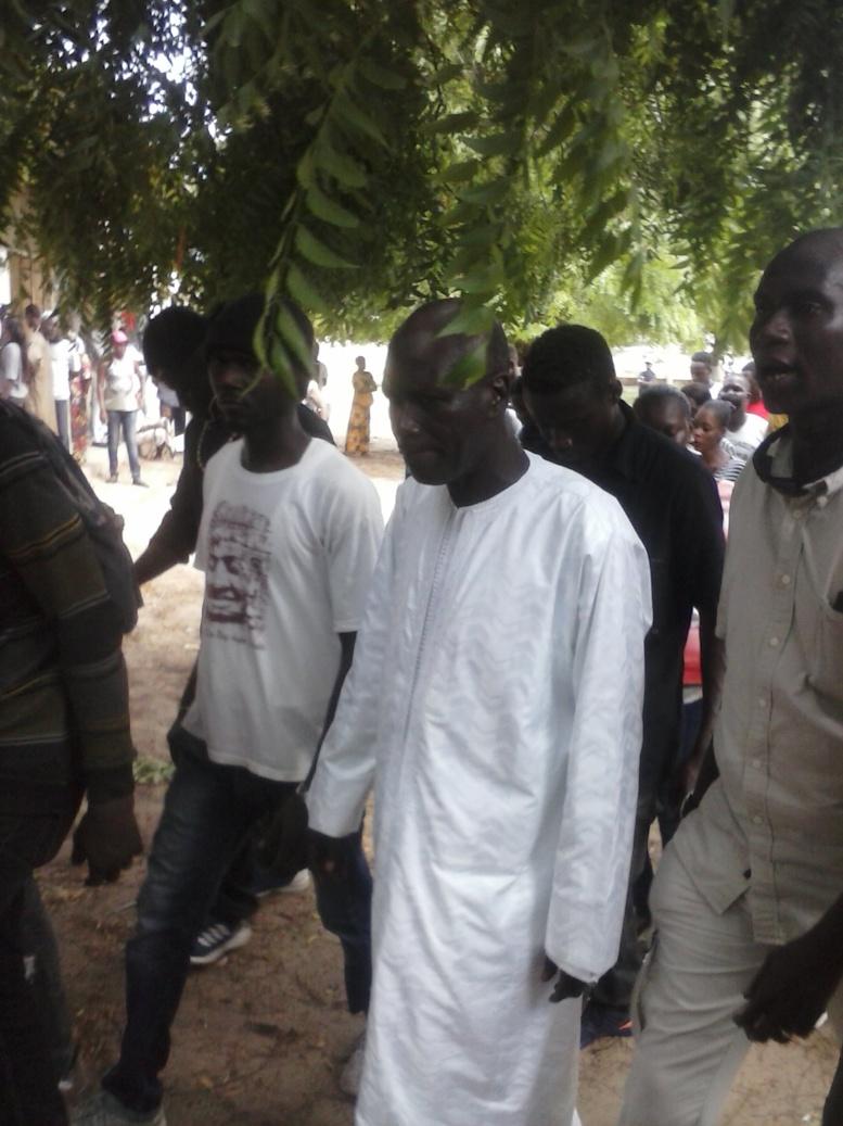 """Seydou Gueye :  """"Il faut regretter le fait que des Sénégalais ont voulu voter et n'ont pas pu le faire »"""