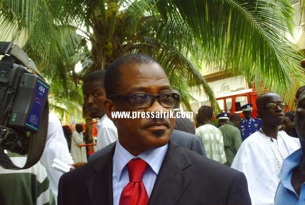 Le nouveau homme fort de la diplomatie sénégalaise, Me Madické Niang qui a récemment remplacé Cheikh Tidiane Gadio