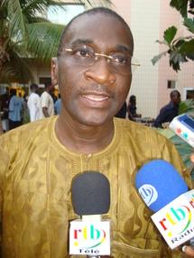 Mamadou Racine Sy, président de la Fédération des organisations patronales de l'hôtellerie et du tourisme (FOPAHT) de l'espace UEMOA.