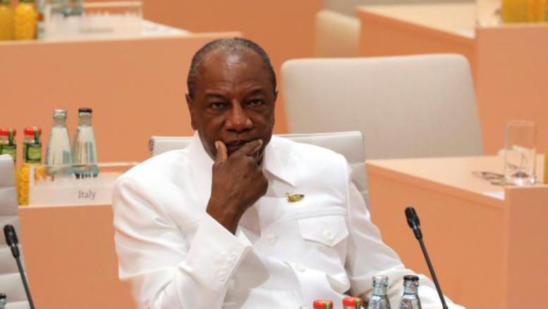 En Guinée, le président Condé demande l'application des accords d'octobre 2016
